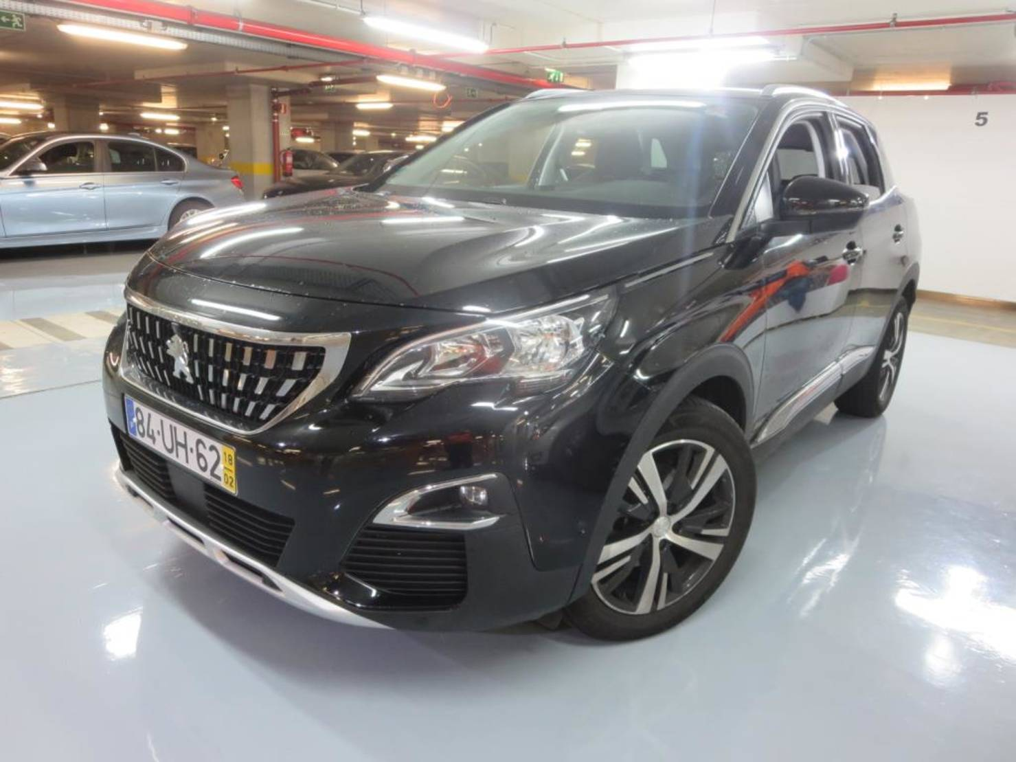 Peugeot 3008 1.5 BlueHDi All detail1