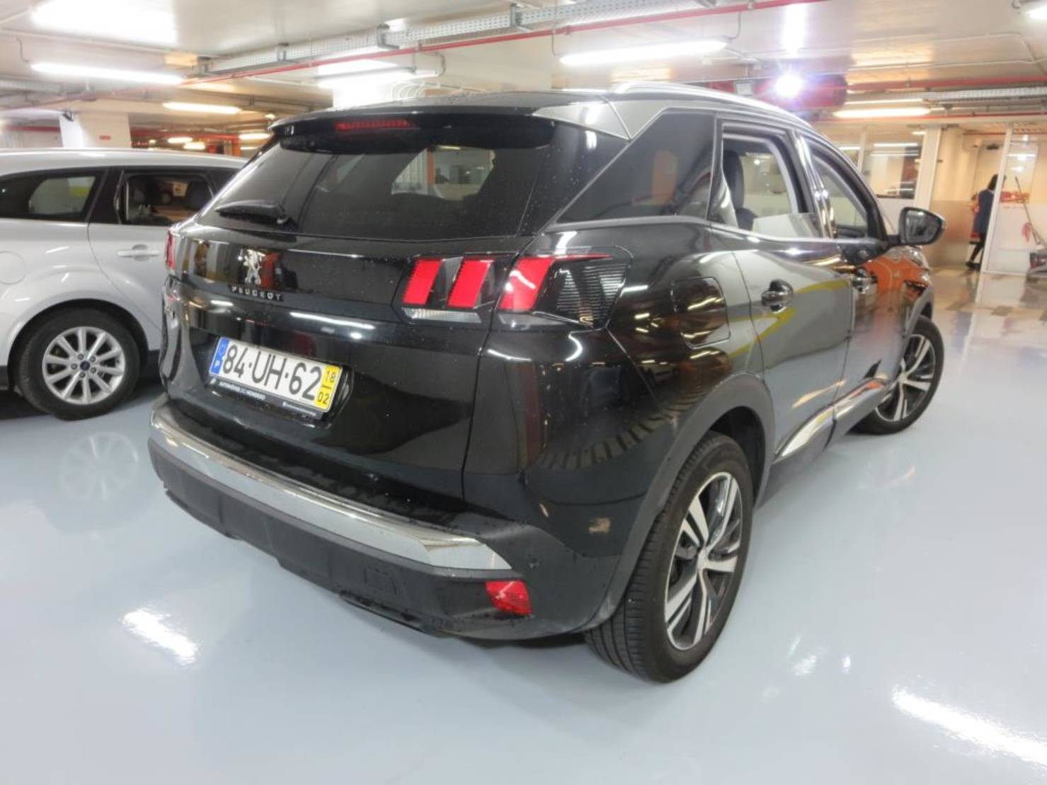 Peugeot 3008 1.5 BlueHDi All detail2