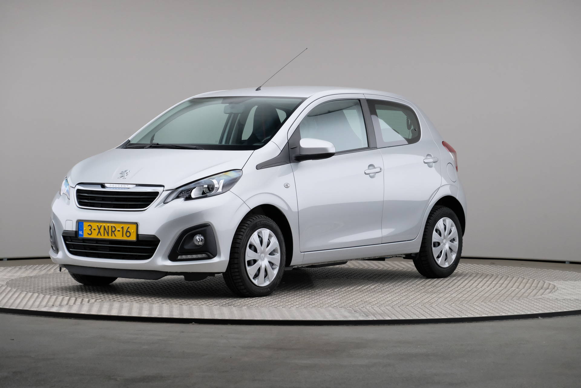 Peugeot 108 1.0 e-VTi Blue Lease, Airconditioning, 360-image0
