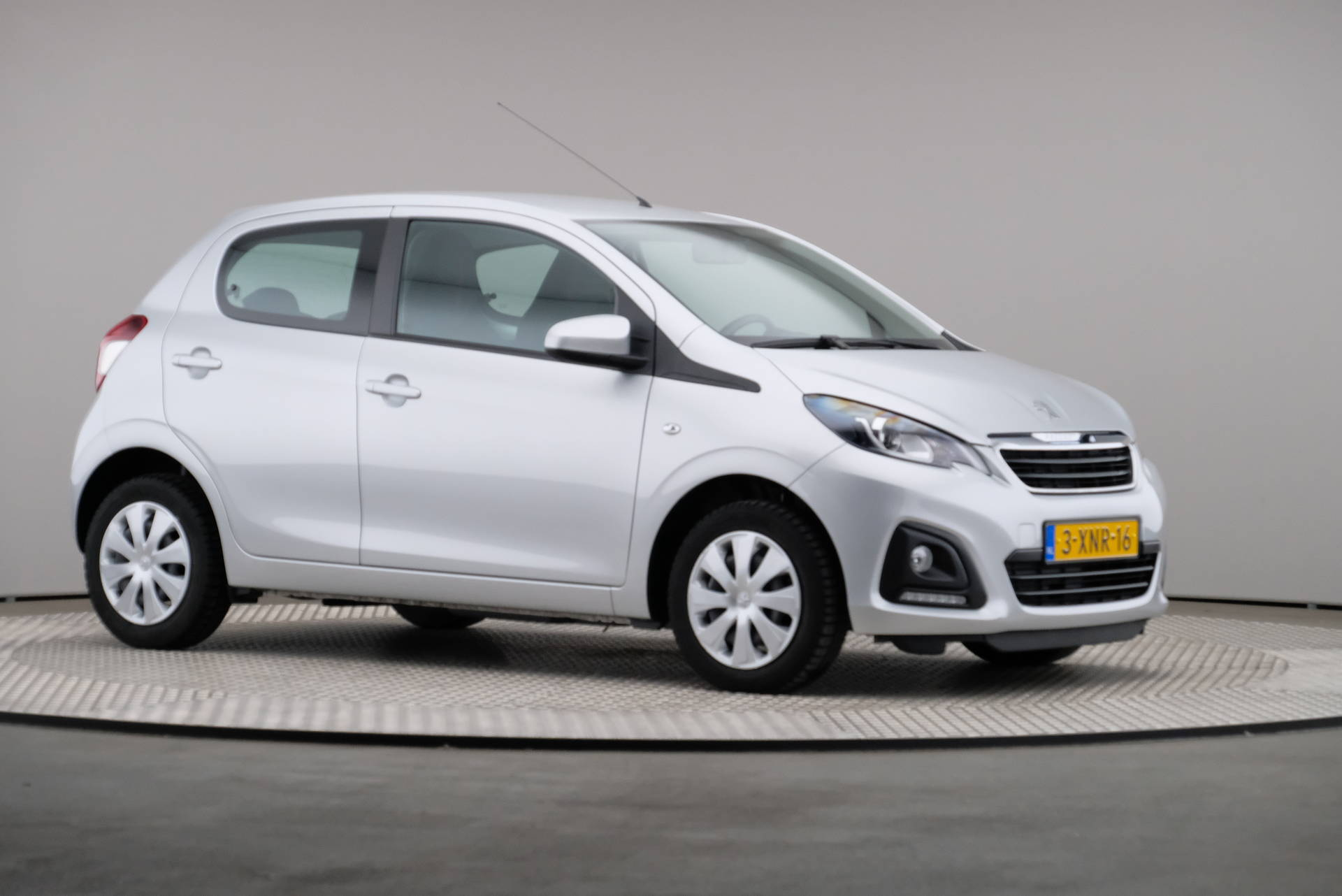 Peugeot 108 1.0 e-VTi Blue Lease, Airconditioning, 360-image27