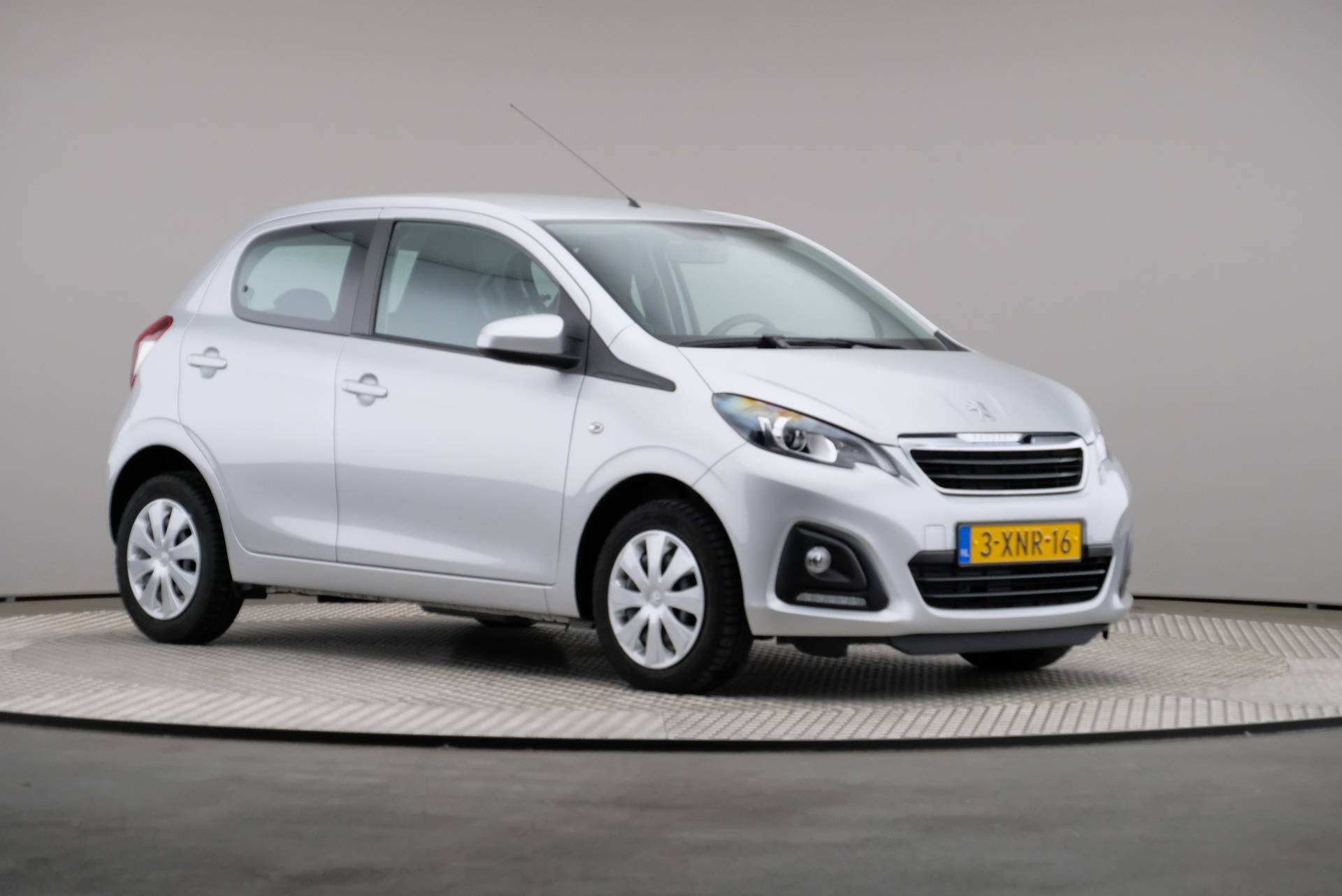 Peugeot 108 1.0 e-VTi Blue Lease, Airconditioning, 360-image28