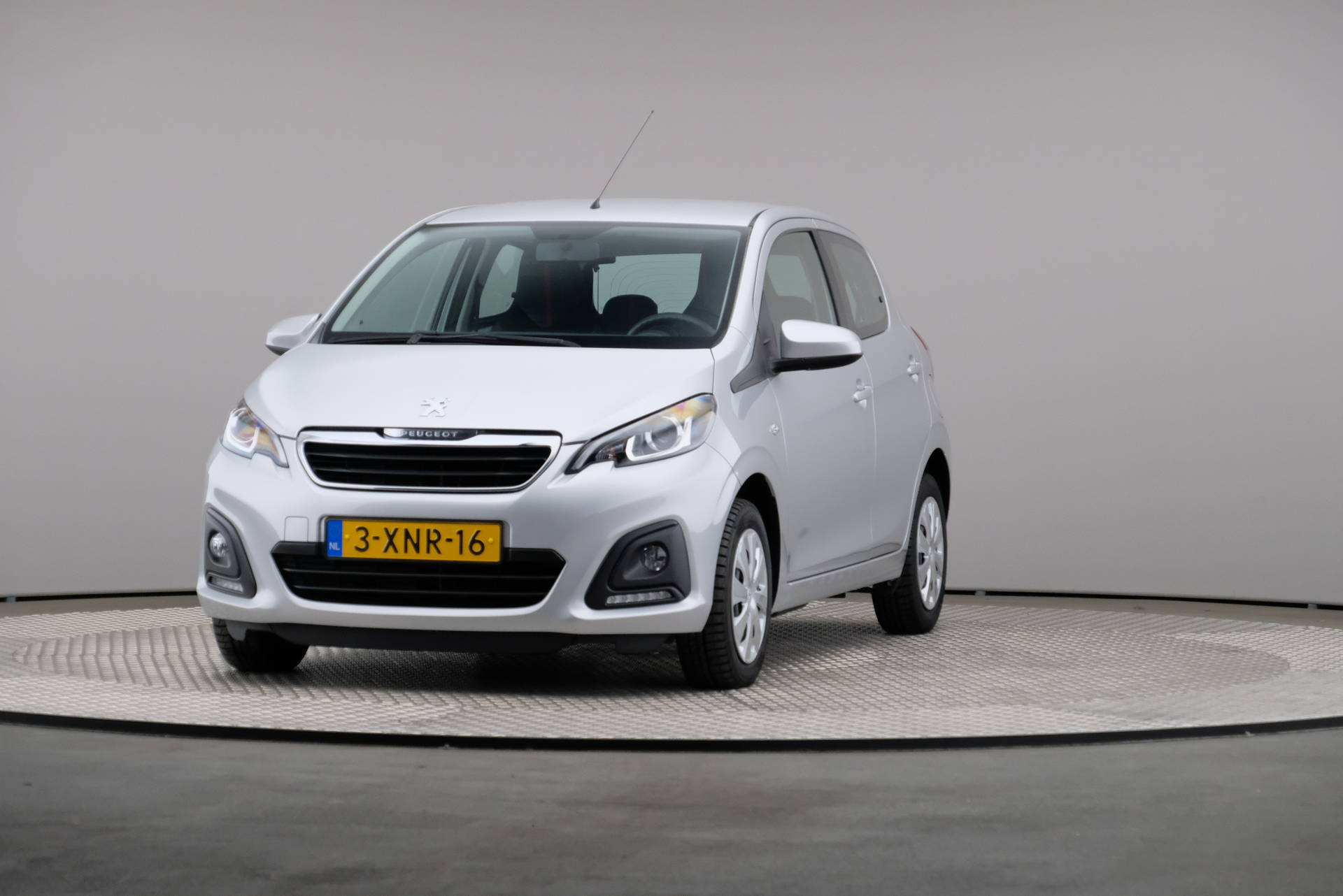 Peugeot 108 1.0 e-VTi Blue Lease, Airconditioning, 360-image34