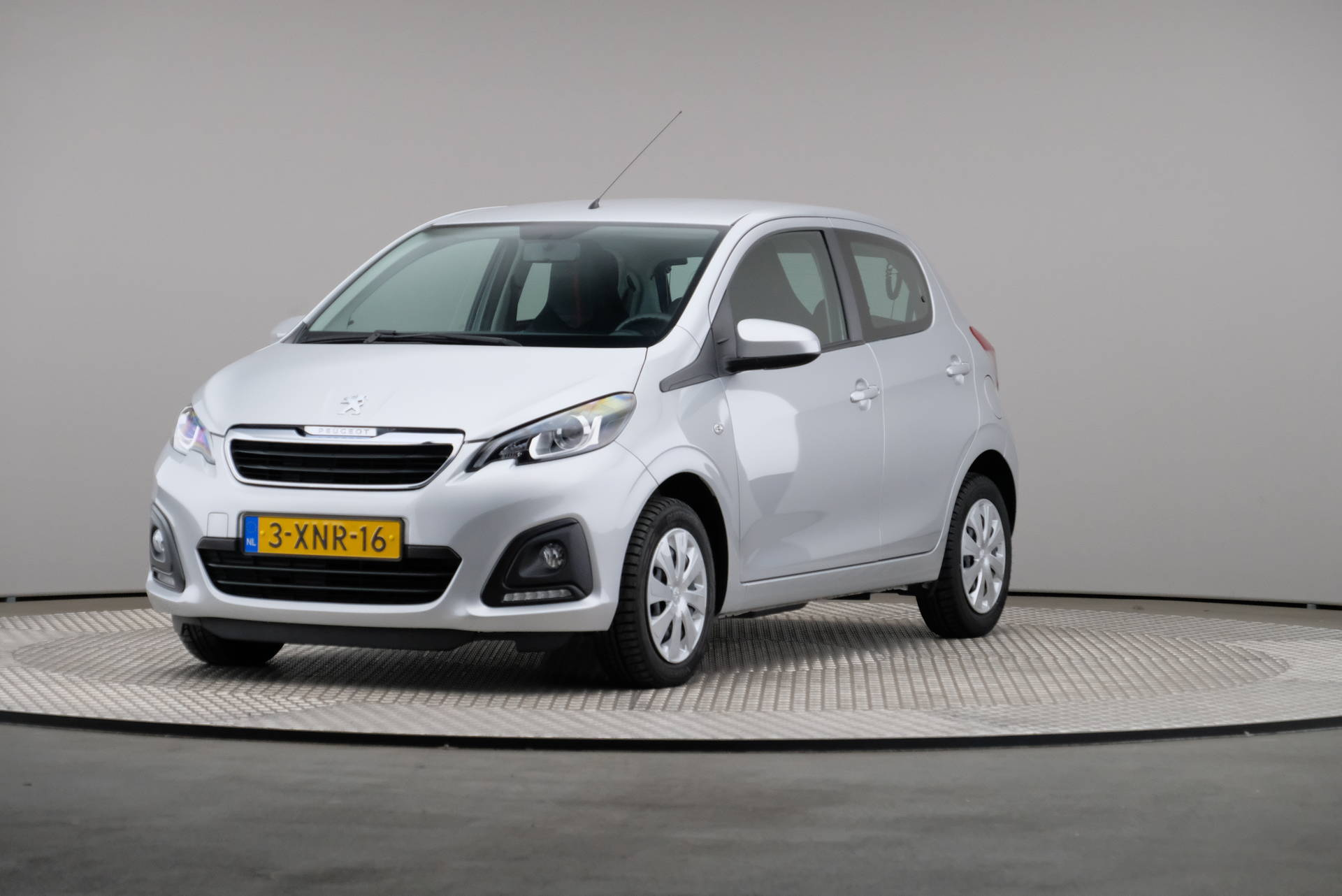 Peugeot 108 1.0 e-VTi Blue Lease, Airconditioning, 360-image35