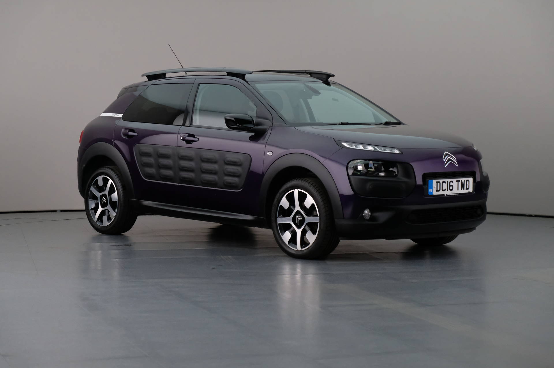 Citroën C4 Cactus 1.6 Blue HDi Flair Edition 5dr, 360-image0