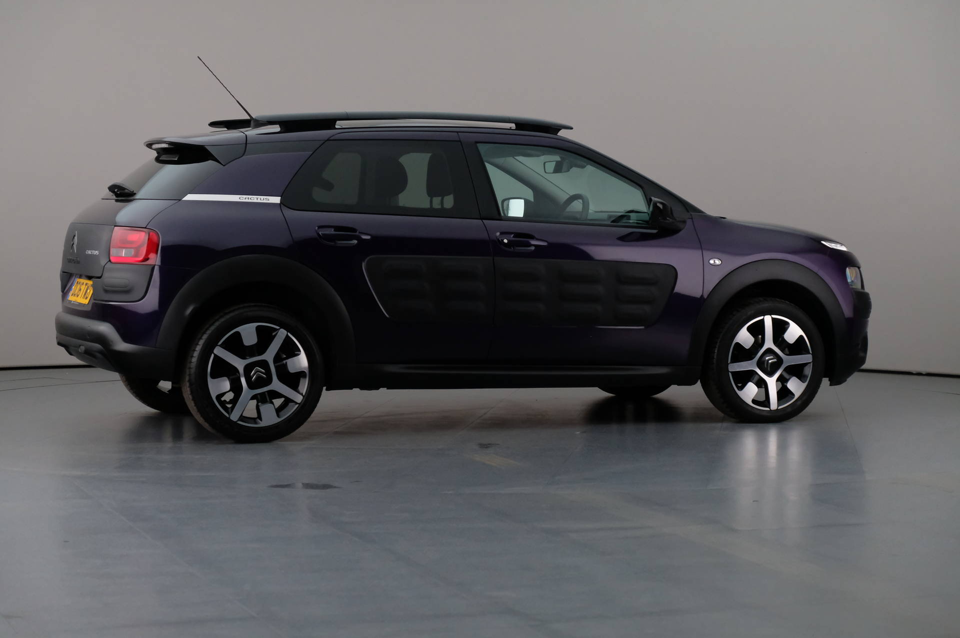 Citroën C4 Cactus 1.6 Blue HDi Flair Edition 5dr, 360-image29