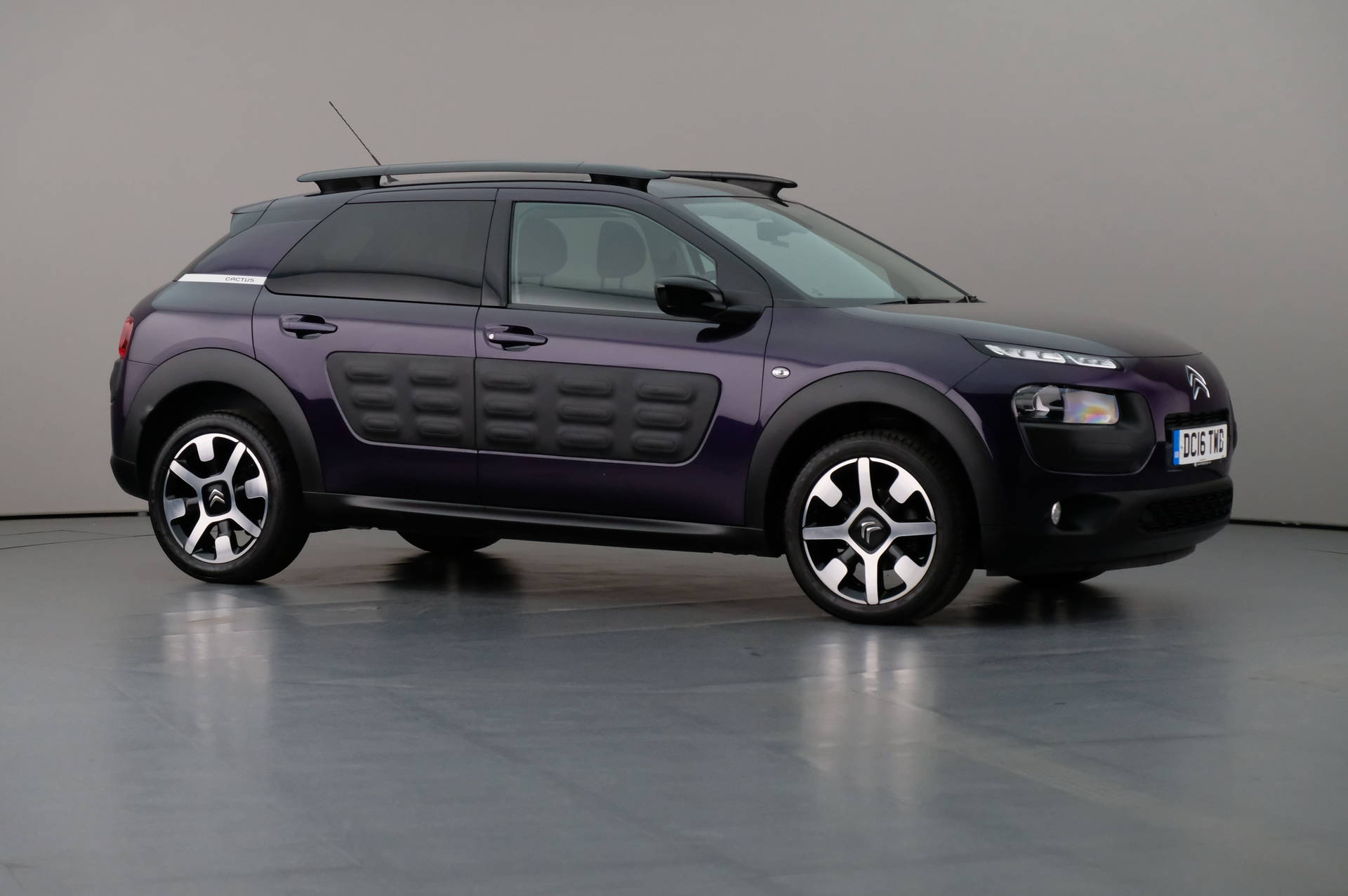 Citroën C4 Cactus 1.6 Blue HDi Flair Edition 5dr, 360-image34