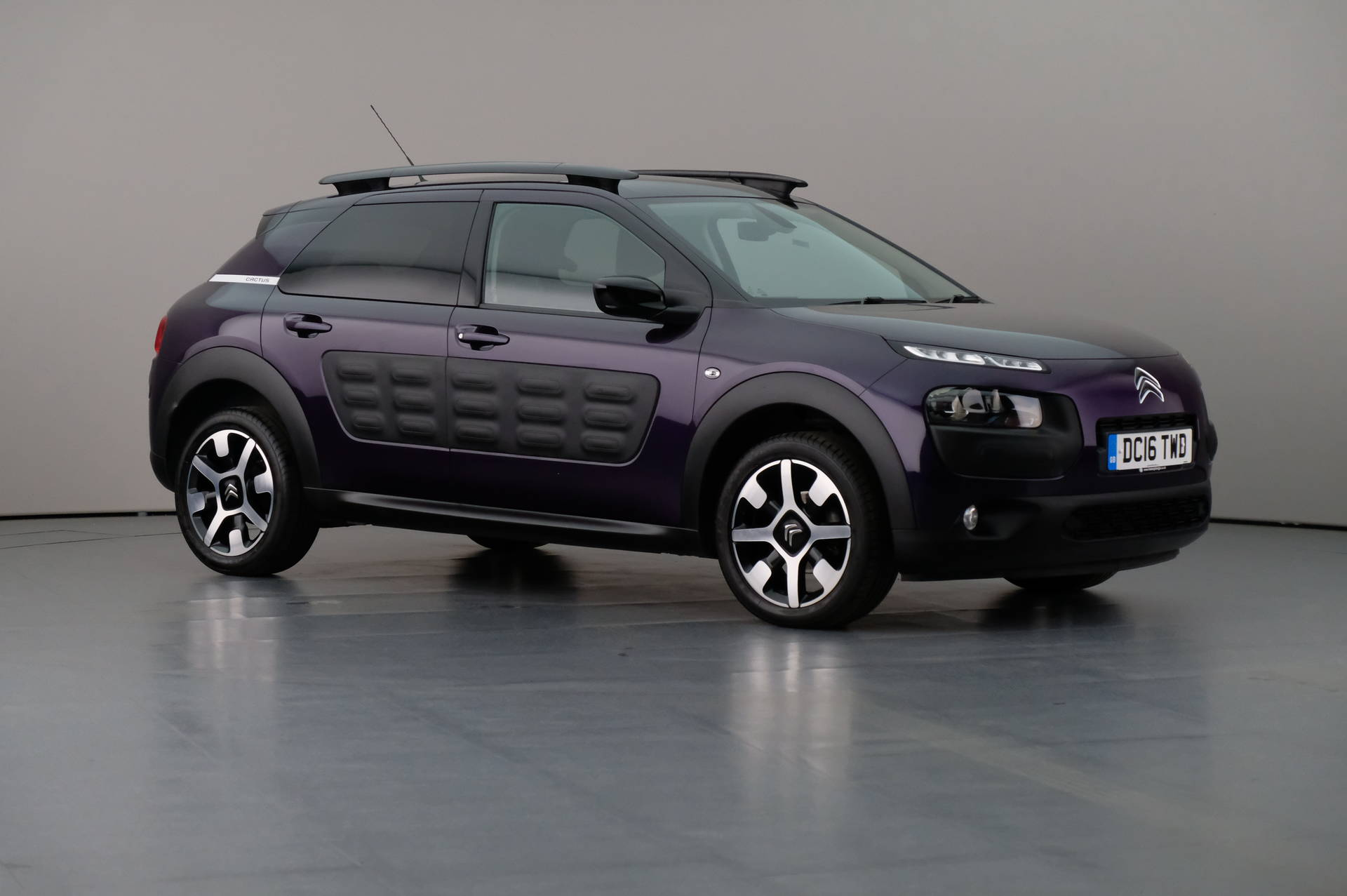 Citroën C4 Cactus 1.6 Blue HDi Flair Edition 5dr, 360-image35