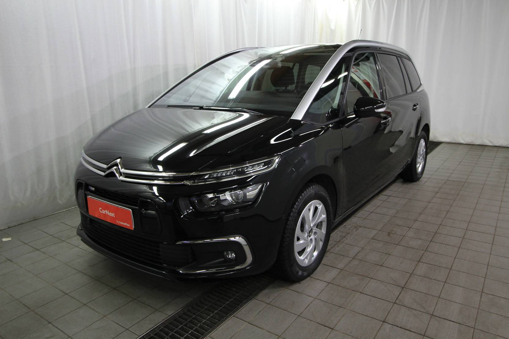 Citroën Grand C4 Picasso Puretech 130 Exclusive Automaatti detail1
