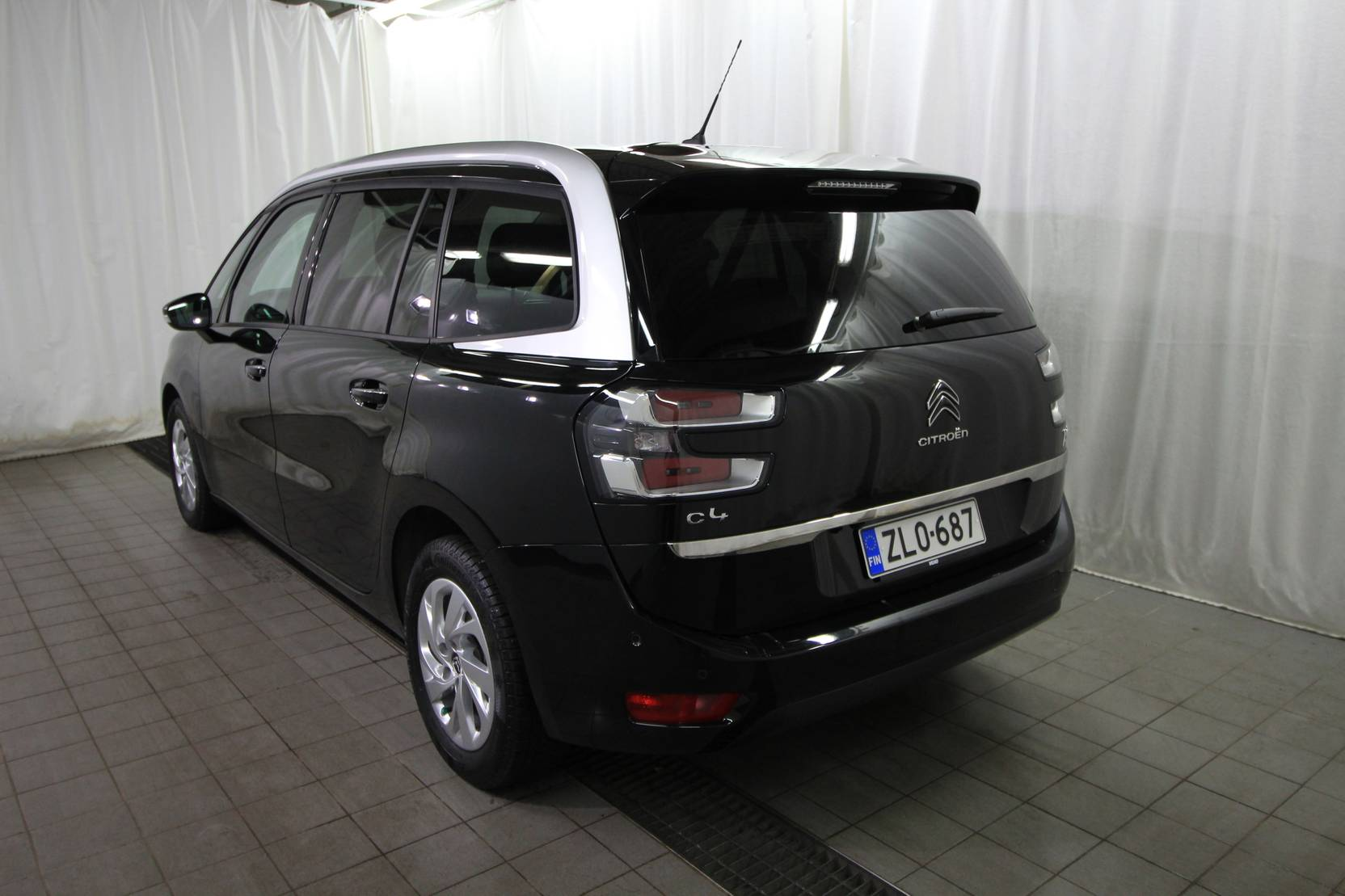 Citroën Grand C4 Picasso Puretech 130 Exclusive Automaatti detail2