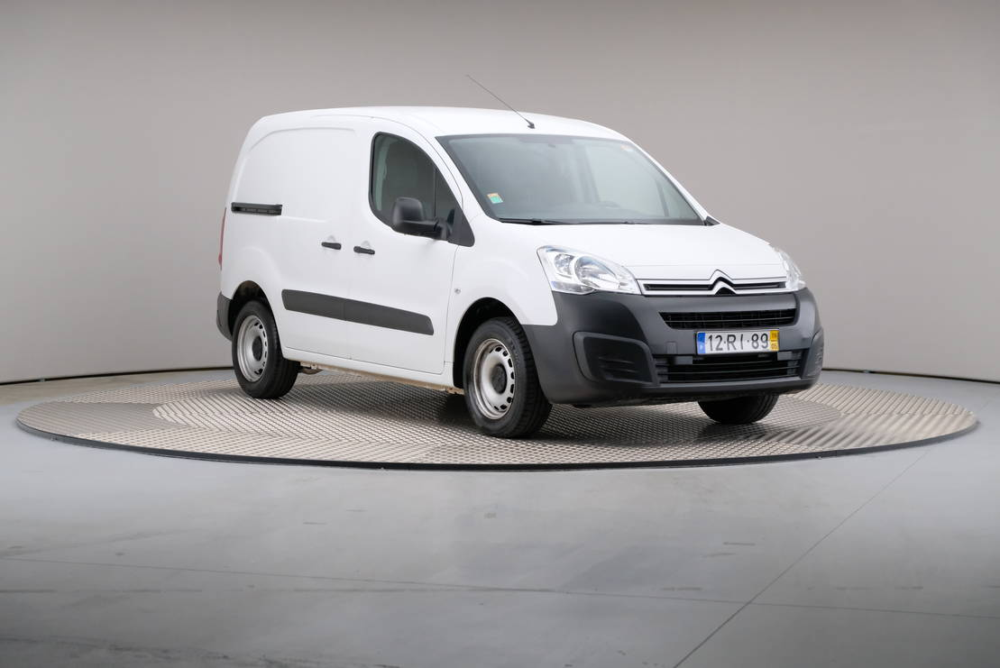 Citroën Berlingo L2 1.6 BlueHDi 100, Business, 360-image29