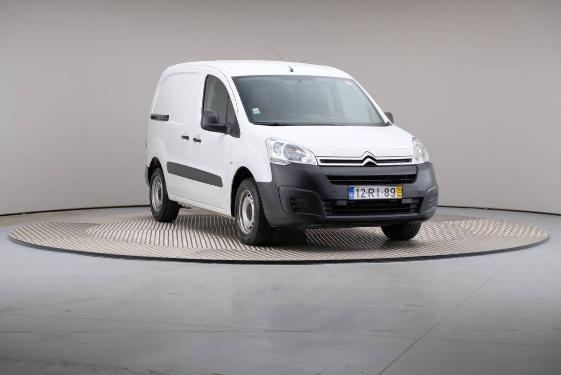 Citroën Berlingo L2 1.6 BlueHDi 100, Business, 360-image30