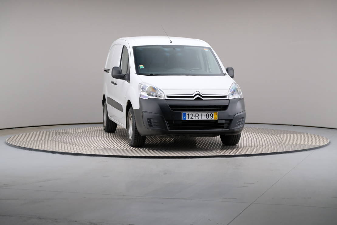 Citroën Berlingo L2 1.6 BlueHDi 100, Business, 360-image31