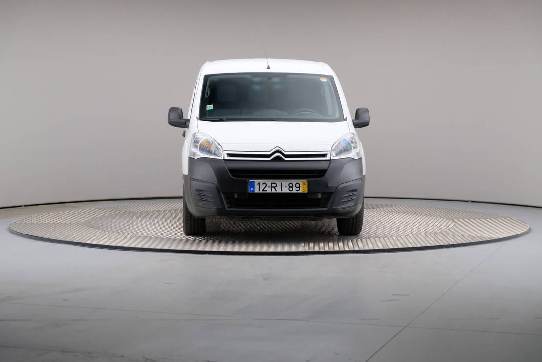 Citroën Berlingo L2 1.6 BlueHDi 100, Business, 360-image32