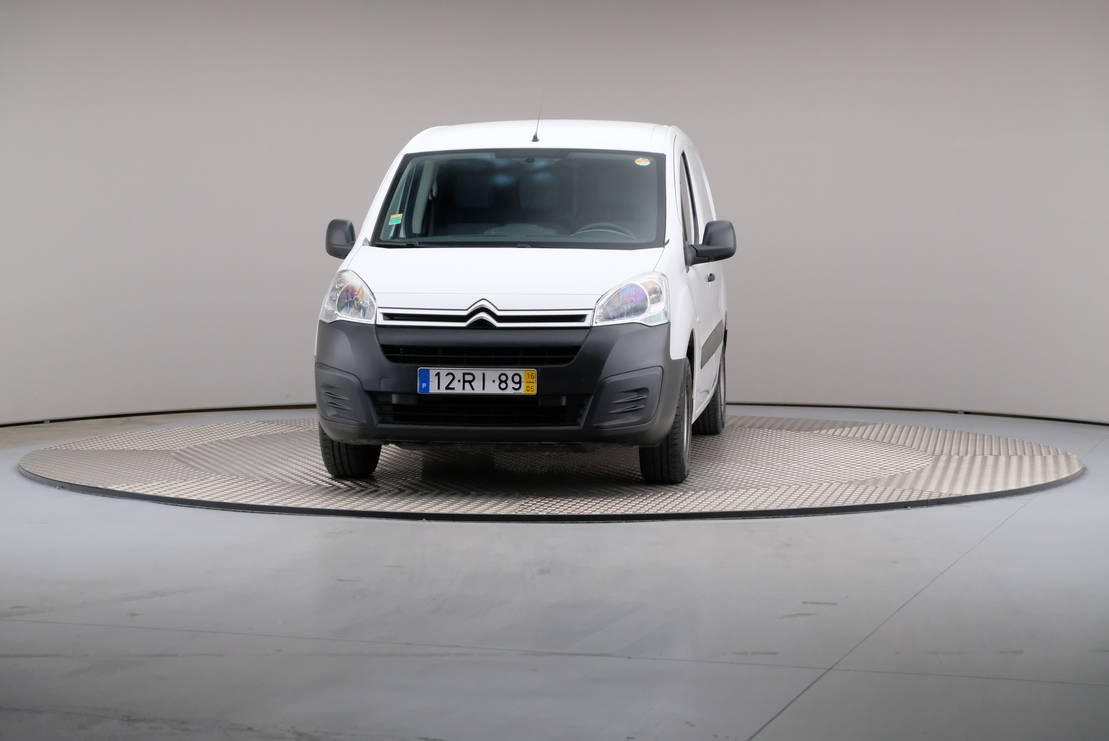 Citroën Berlingo L2 1.6 BlueHDi 100, Business, 360-image33