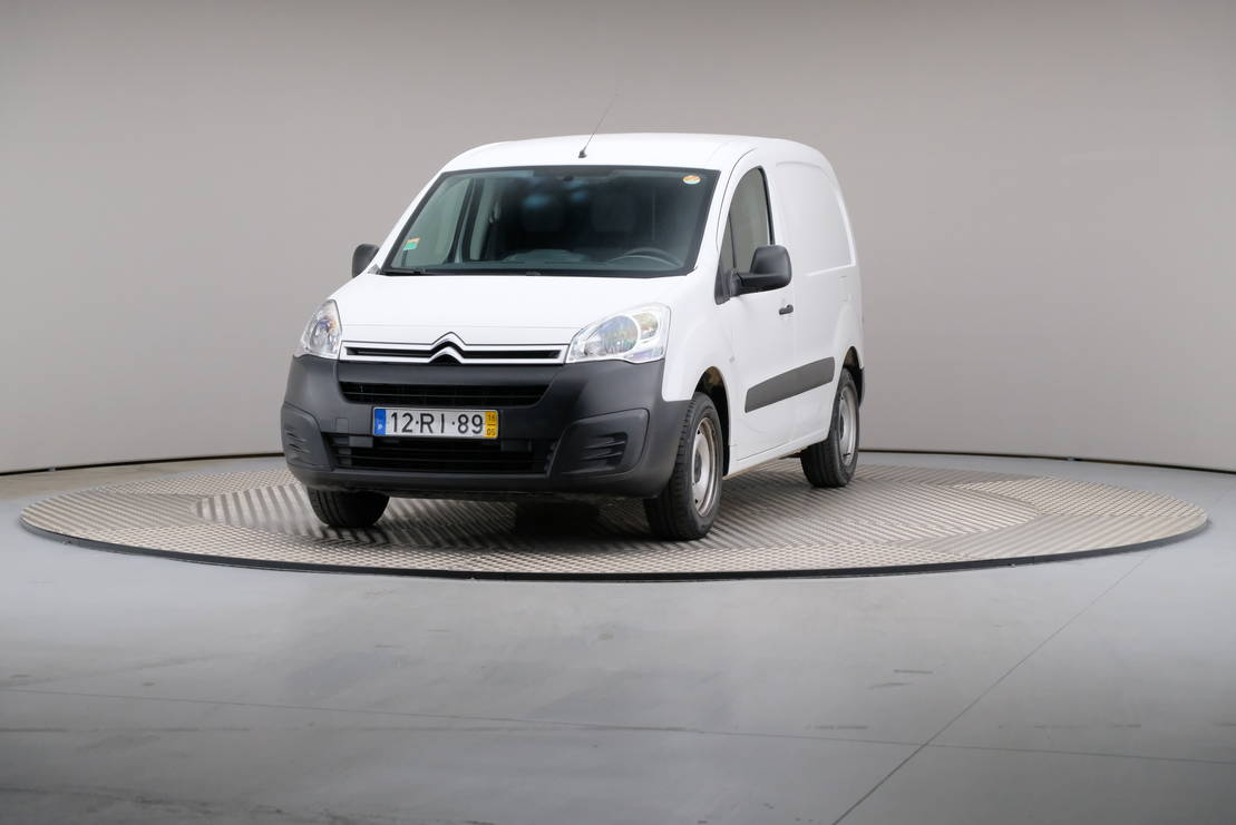 Citroën Berlingo L2 1.6 BlueHDi 100, Business, 360-image34