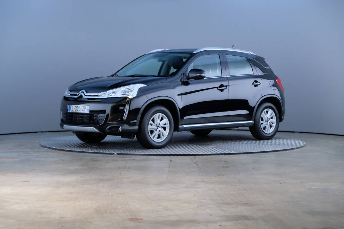 Citroën C4 Aircross HDi 115 S&S 4x2, Feel Edition, 360-image0