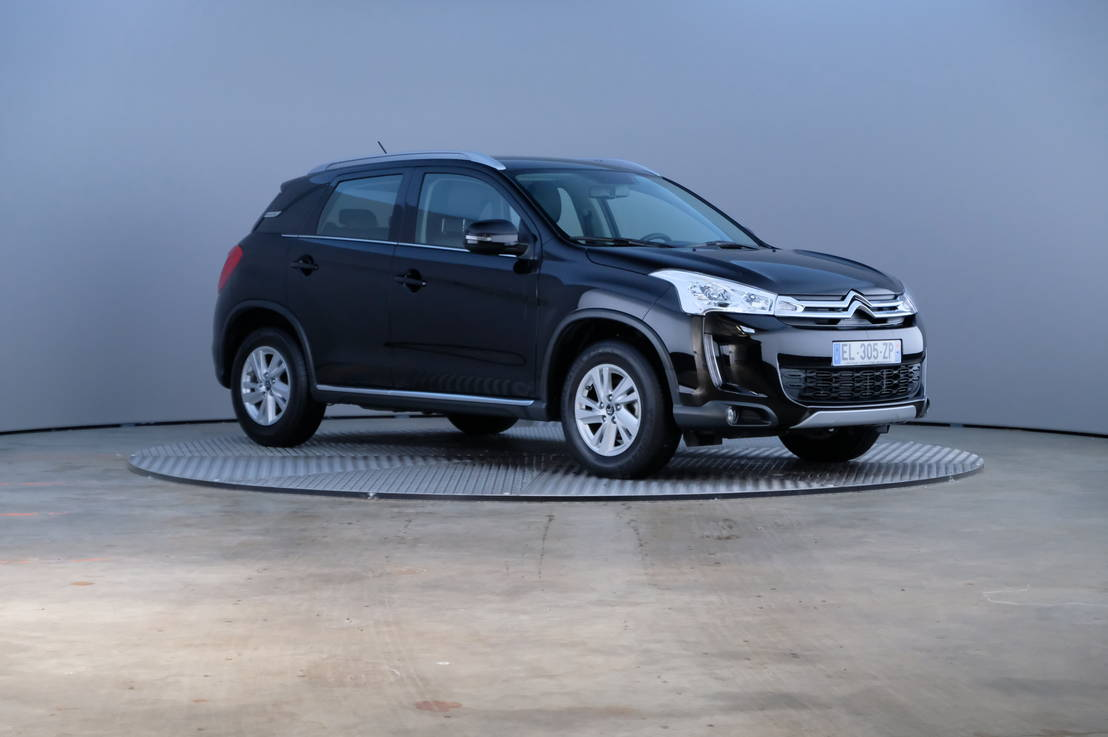 Citroën C4 Aircross HDi 115 S&S 4x2, Feel Edition, 360-image27