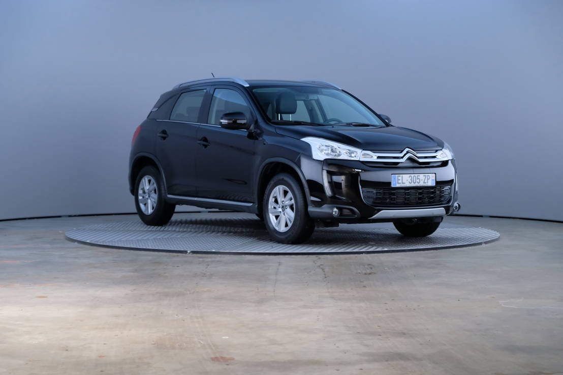 Citroën C4 Aircross HDi 115 S&S 4x2, Feel Edition, 360-image28