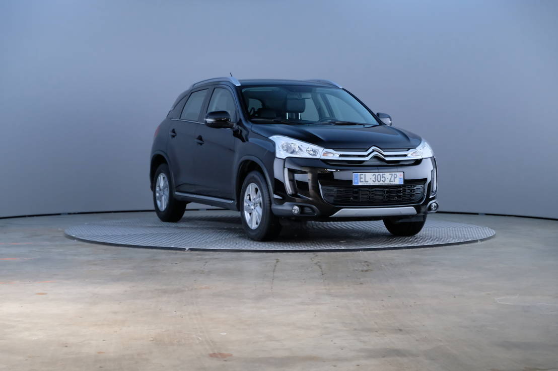Citroën C4 Aircross HDi 115 S&S 4x2, Feel Edition, 360-image29