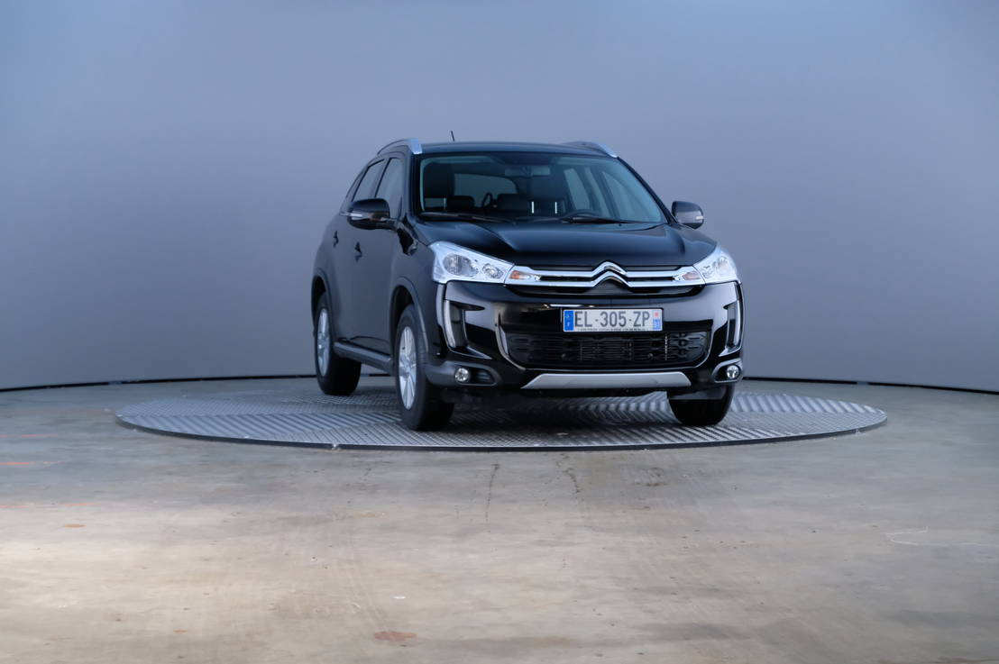 Citroën C4 Aircross HDi 115 S&S 4x2, Feel Edition, 360-image30