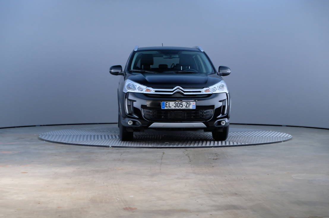 Citroën C4 Aircross HDi 115 S&S 4x2, Feel Edition, 360-image31