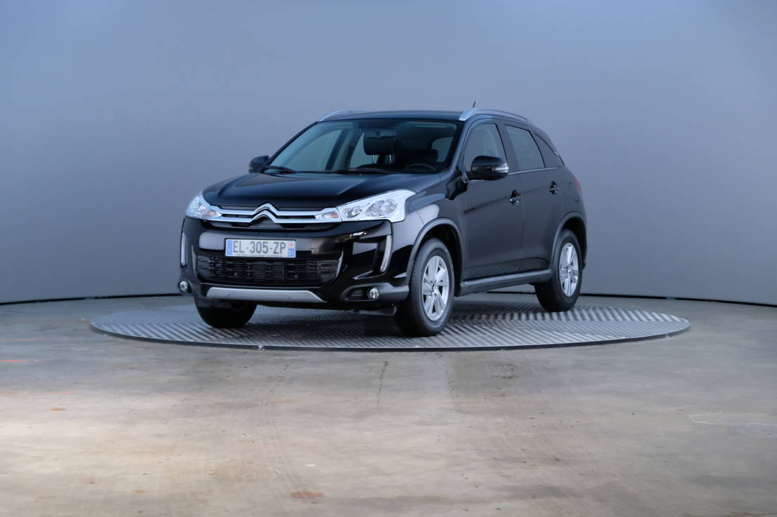 Citroën C4 Aircross HDi 115 S&S 4x2, Feel Edition, 360-image34