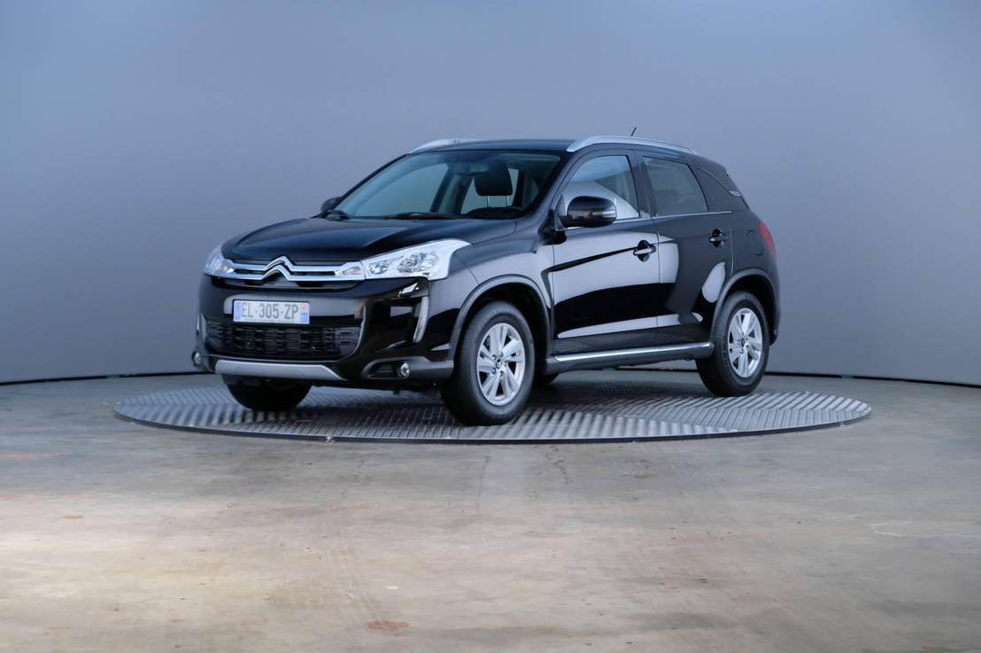 Citroën C4 Aircross HDi 115 S&S 4x2, Feel Edition, 360-image35