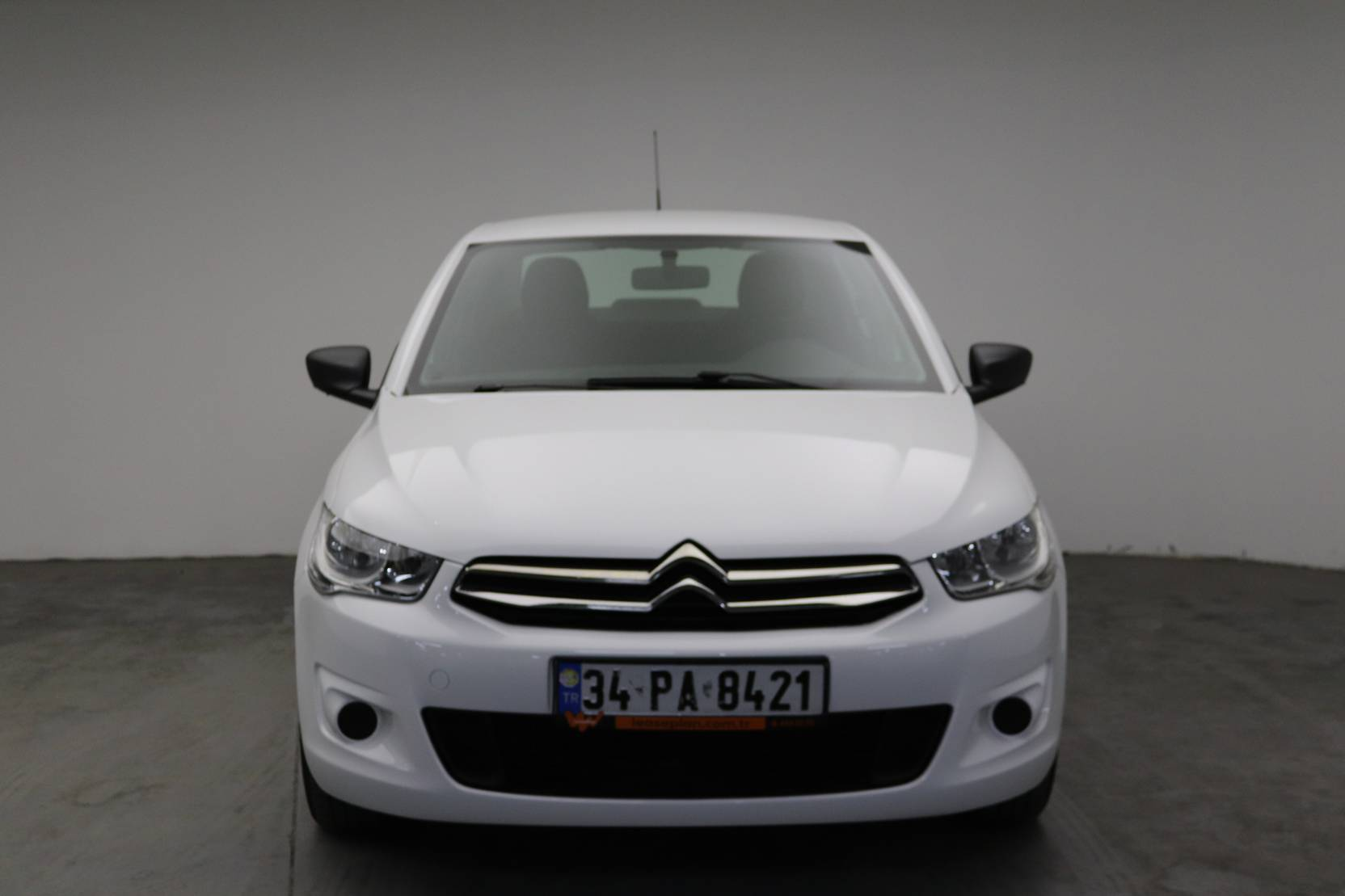 Citroën C-Elysee 1.6 HDI 92HP M/T ATTRACTION detail2