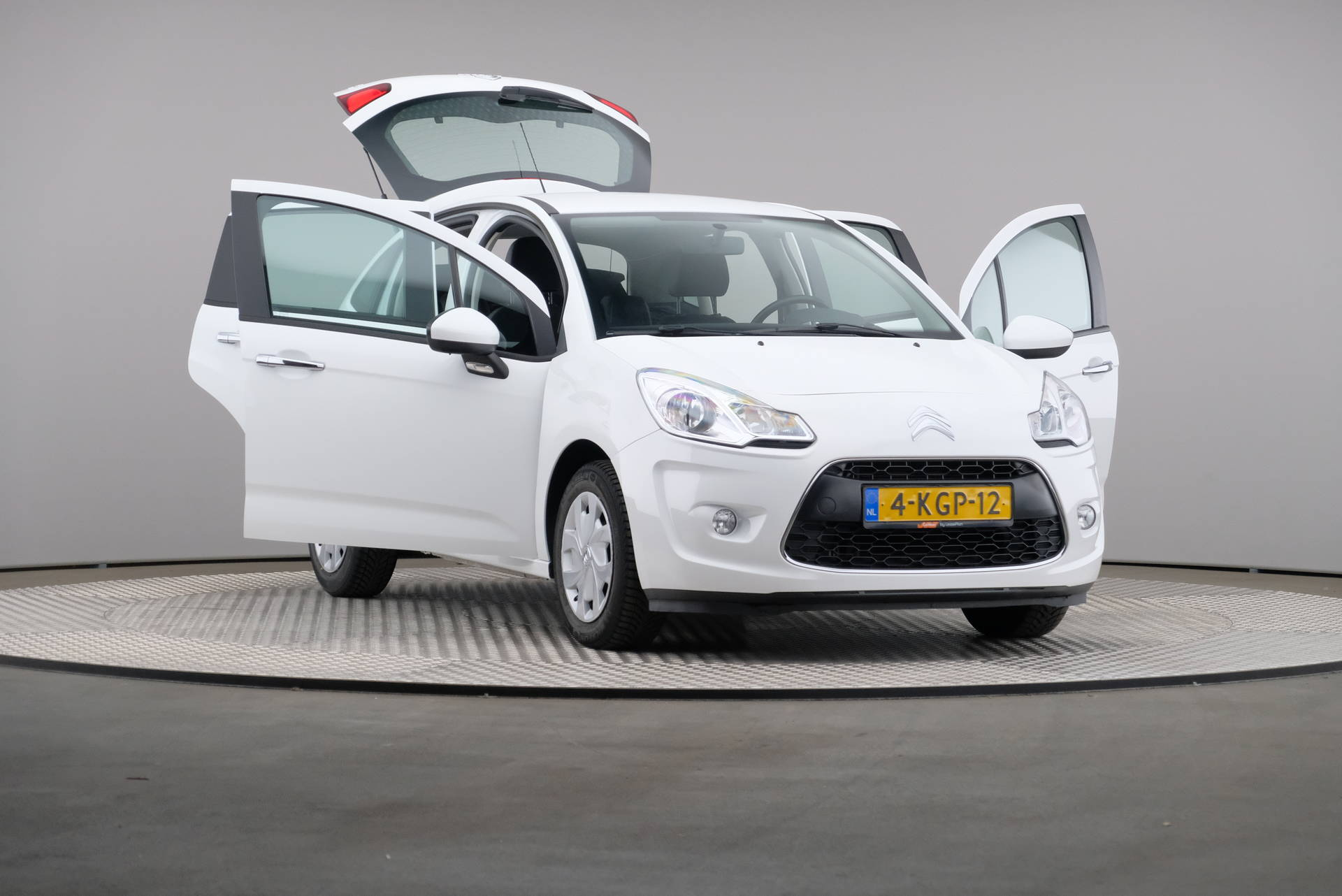 Citroën C3 1.4 e-HDi Tendance, Automaat, Airconditioning, Cruise Control, 360-image66