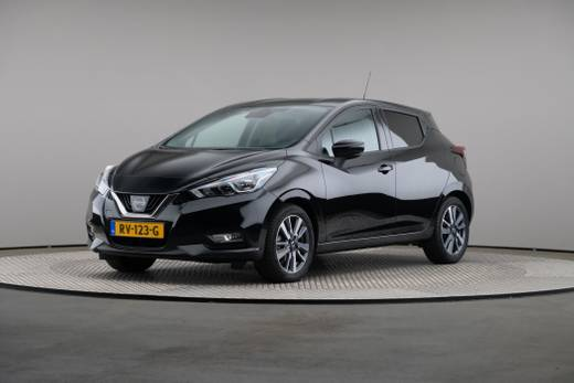Nissan Micra IG-T 90 N-Connecta 5d