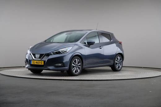 Nissan - Micra IG-T 90 N-Connecta 5d