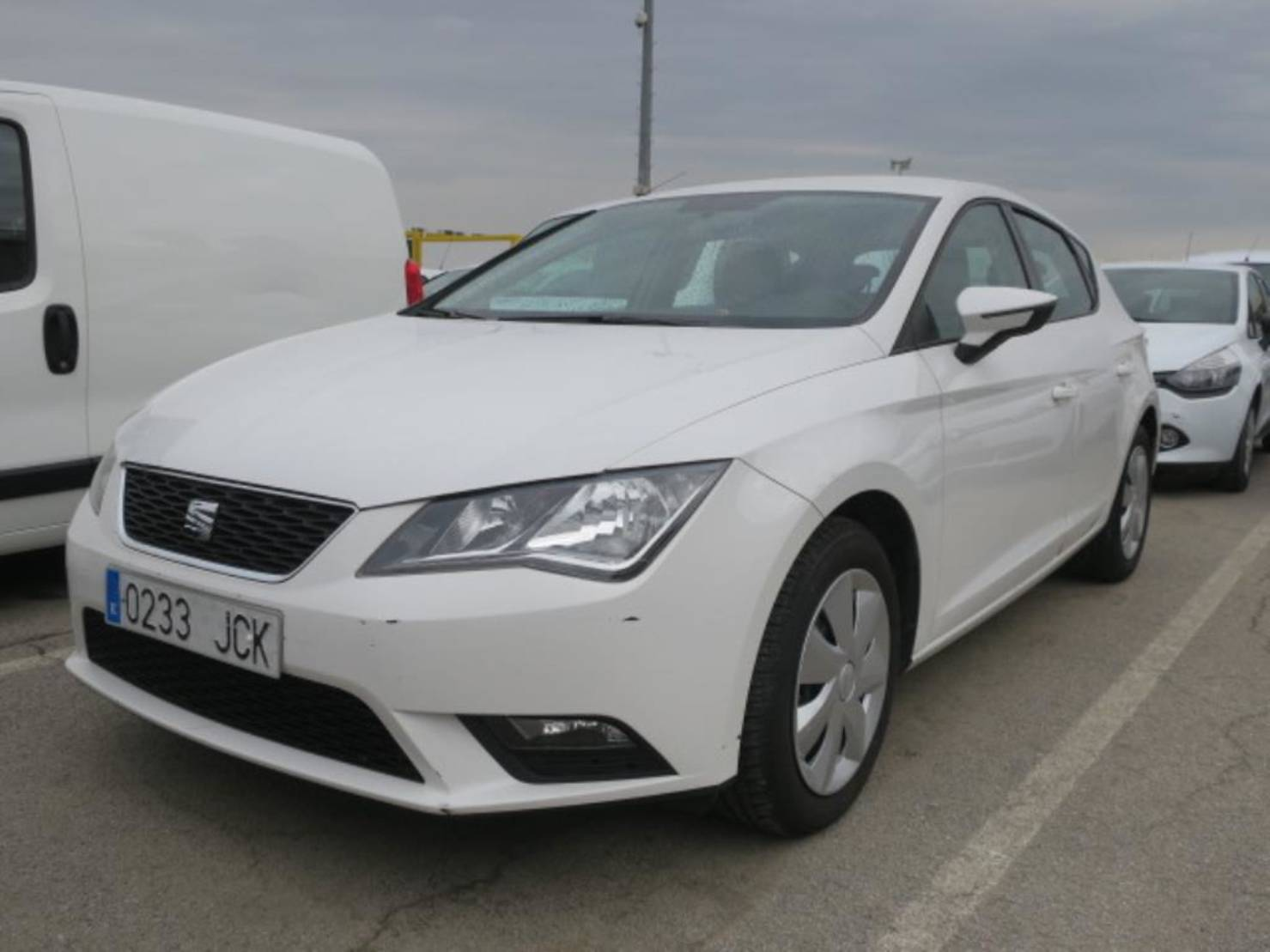 Seat Leon 1.6 Tdi St&sp Reference detail1
