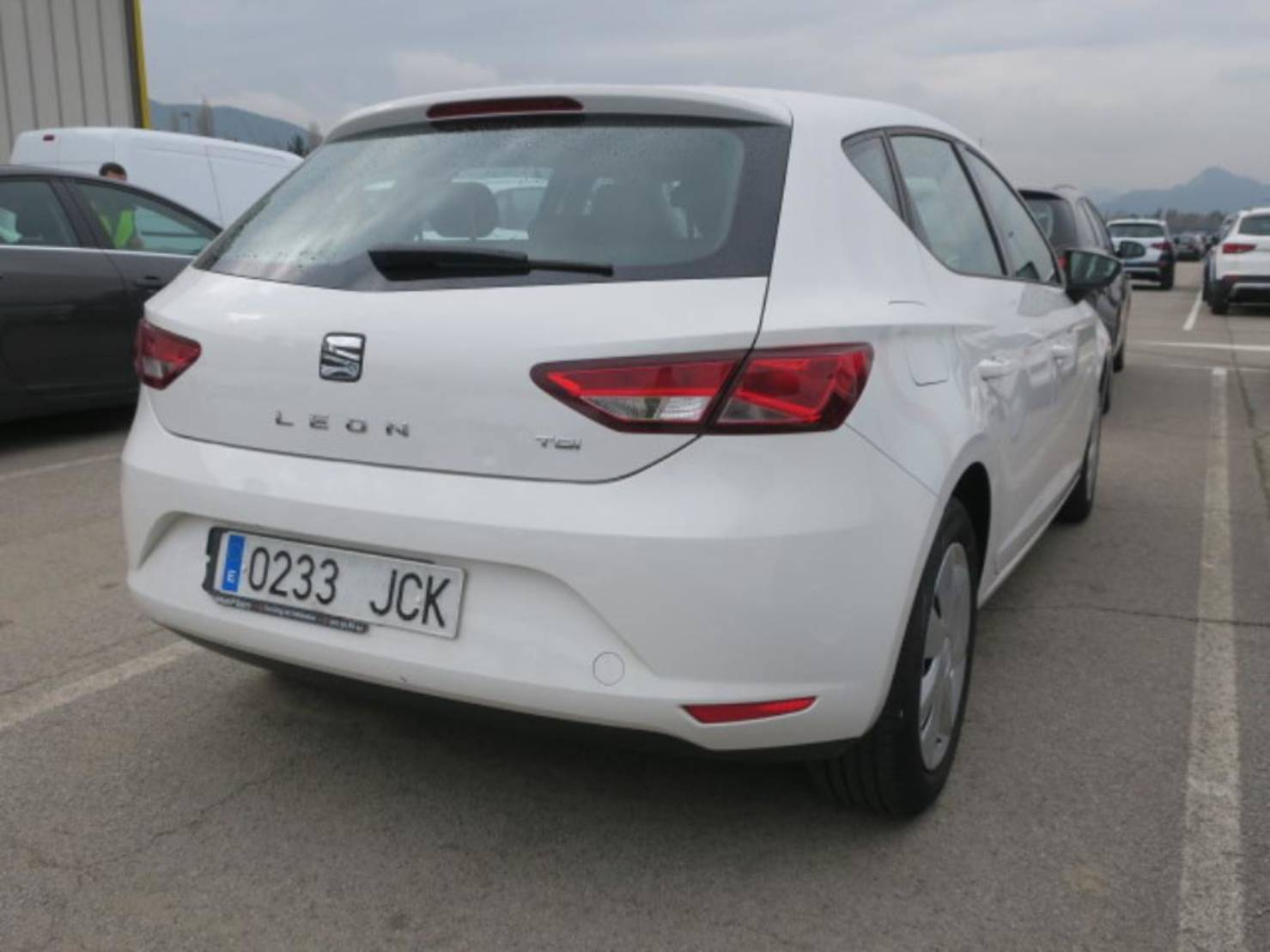 Seat Leon 1.6 Tdi St&sp Reference detail2