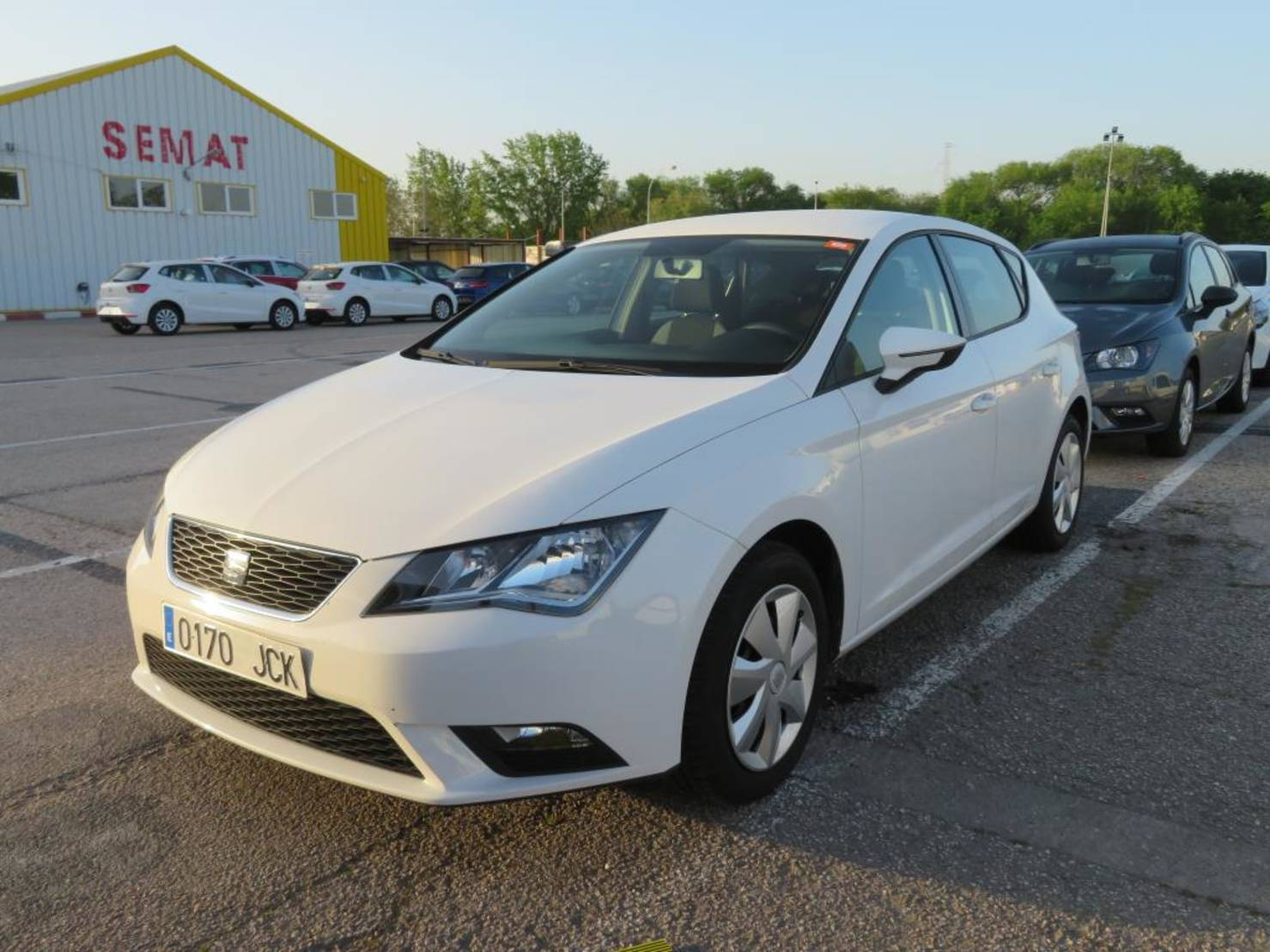 Seat Leon León 1.6TDI CR S&S Reference 105, Reference detail1