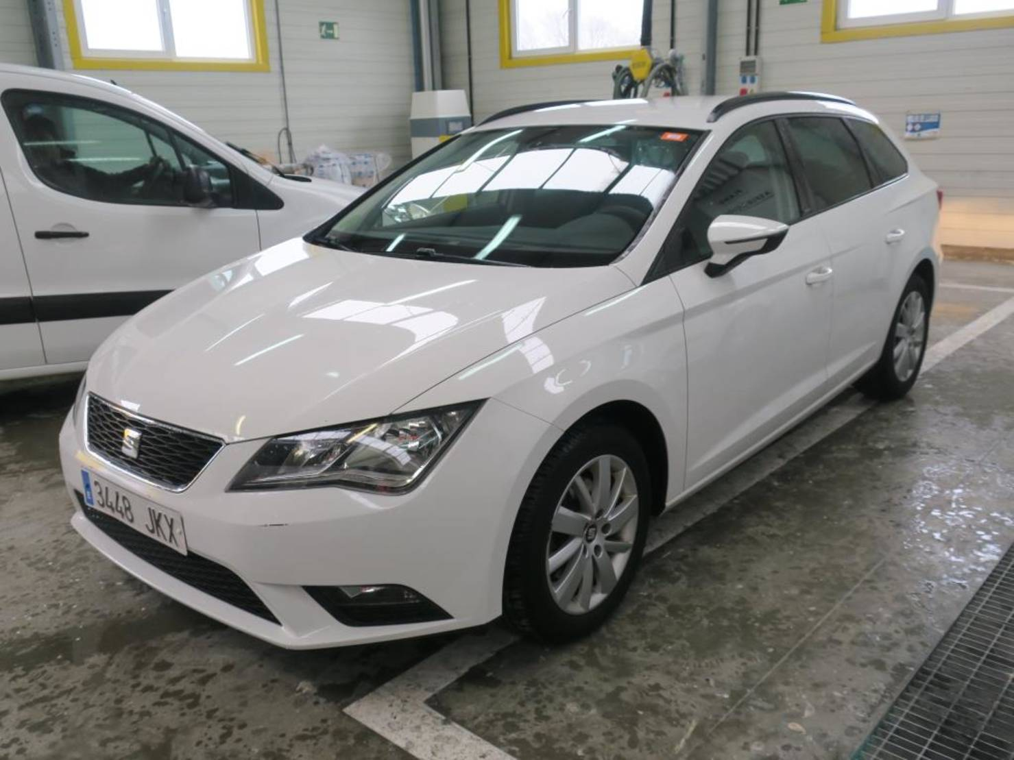 Seat Leon 1.6 Tdi St&sp Reference Connect detail1