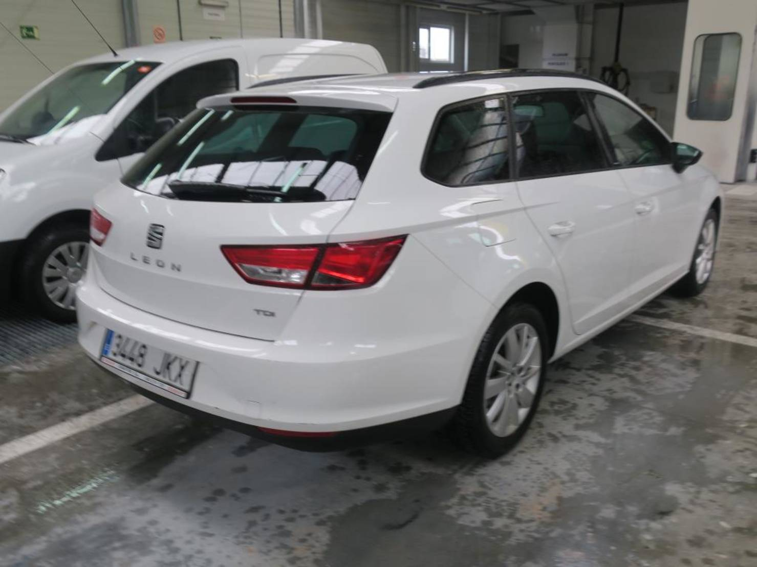 Seat Leon 1.6 Tdi St&sp Reference Connect detail2