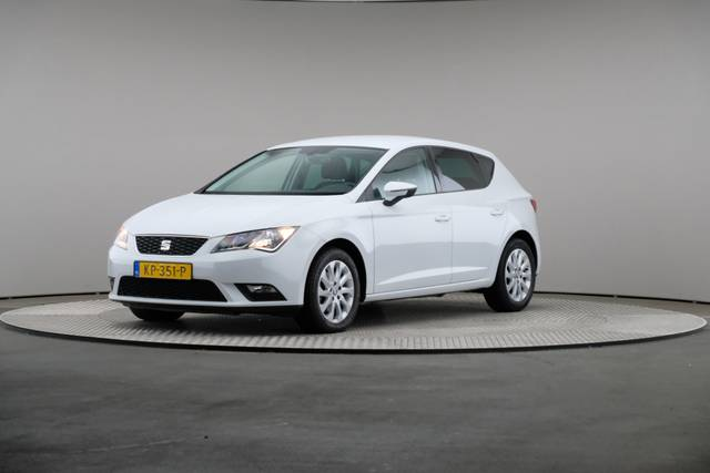 Seat Leon 1.6 TDI Style Connected, Automaat, Navigatie-360 image-0