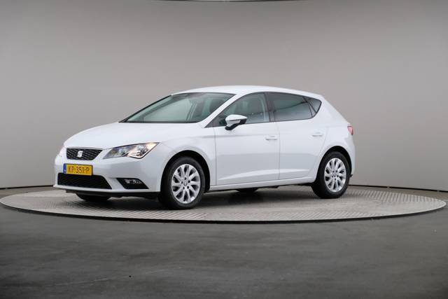 Seat Leon 1.6 TDI Style Connected, Automaat, Navigatie-360 image-1