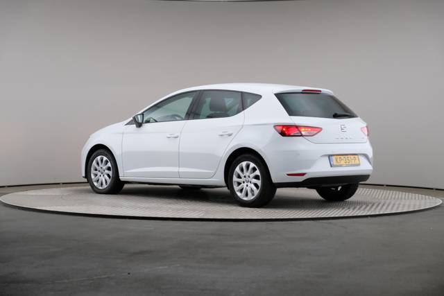 Seat Leon 1.6 TDI Style Connected, Automaat, Navigatie-360 image-10