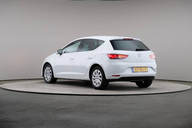 Seat Leon 1.6 TDI Style Connected, Automaat, Navigatie-360 image-11