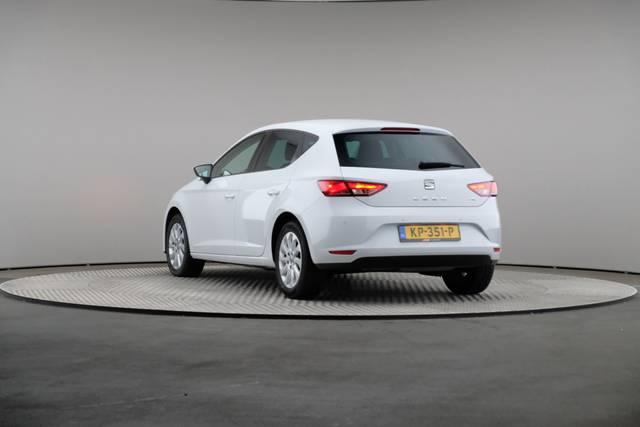 Seat Leon 1.6 TDI Style Connected, Automaat, Navigatie-360 image-12