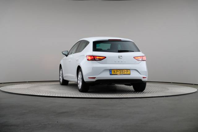 Seat Leon 1.6 TDI Style Connected, Automaat, Navigatie-360 image-13