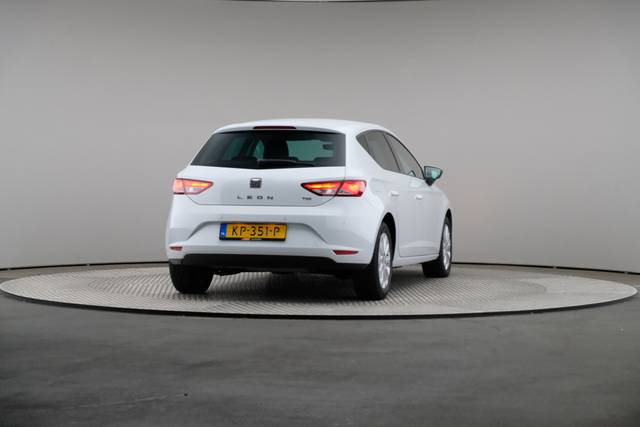 Seat Leon 1.6 TDI Style Connected, Automaat, Navigatie-360 image-16
