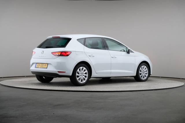 Seat Leon 1.6 TDI Style Connected, Automaat, Navigatie-360 image-19
