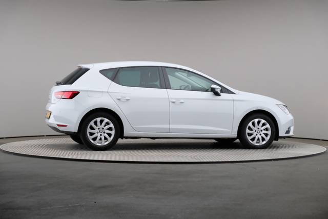Seat Leon 1.6 TDI Style Connected, Automaat, Navigatie-360 image-22