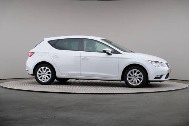Seat Leon 1.6 TDI Style Connected, Automaat, Navigatie-360 image-25