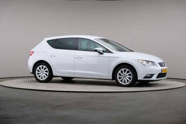 Seat Leon 1.6 TDI Style Connected, Automaat, Navigatie-360 image-26