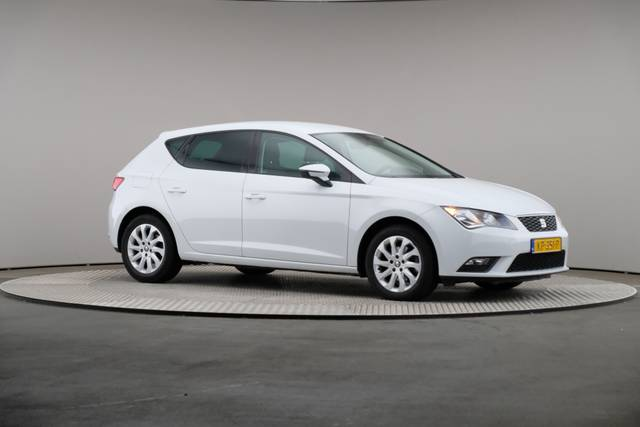 Seat Leon 1.6 TDI Style Connected, Automaat, Navigatie-360 image-27