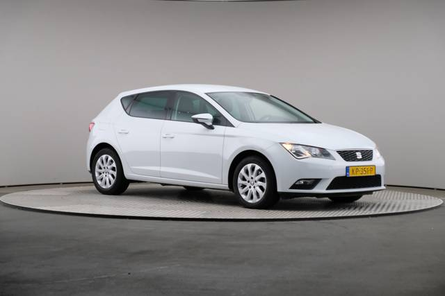 Seat Leon 1.6 TDI Style Connected, Automaat, Navigatie-360 image-28