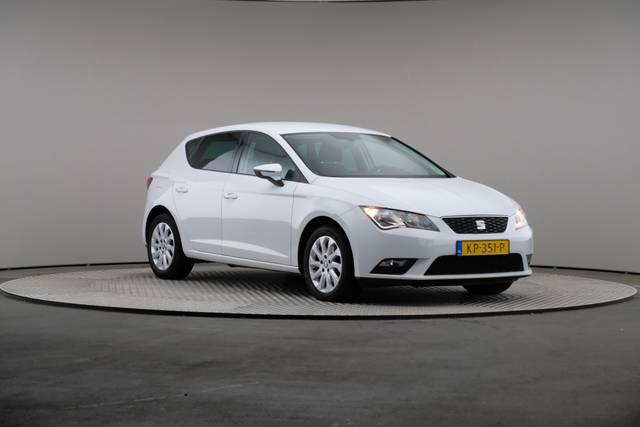 Seat Leon 1.6 TDI Style Connected, Automaat, Navigatie-360 image-29